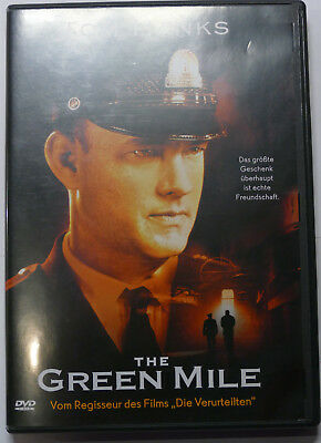 TOP The Green Mile mit Tom Hanks, DVD TOP