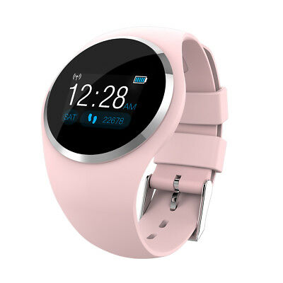 Women's Lady Bluetooth Smart Watch Phone Mate For Android IOS iPhone Samsung LG