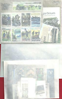 2007-2009 FALKLAND ISLES,vintages complete from the n° 580 to 680B included