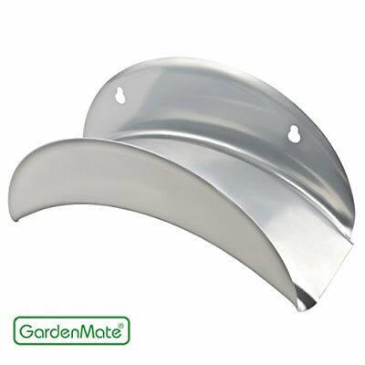 GardenMate® Support pour tuyau Argent