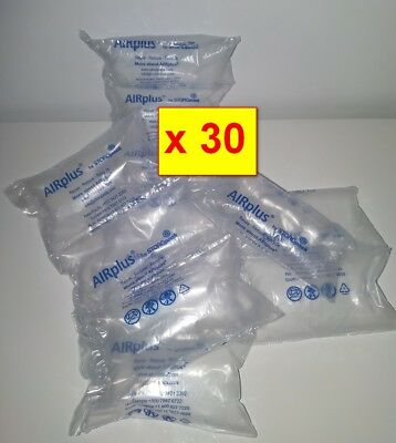 Packaging aid 30 x air cushion pillows for safe posting of your fragile items