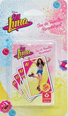 Topps Force Attax–108366902101–Soy Illustrated O Soy Luna–Spie