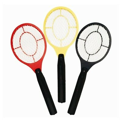 Electric BUG ZAPPER Fly Insect Racket Killer Swatter Mosquito Wasp Electronic