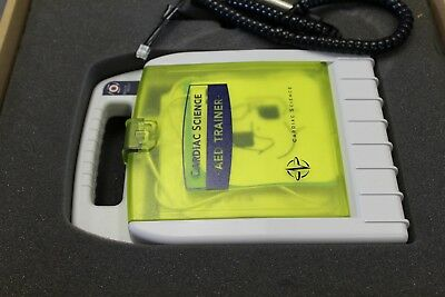 NEW Cardiac Science AED Trainer