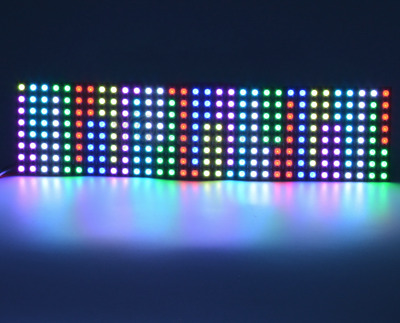 WS2812B digitale RGB LED Matrix Panel Screen