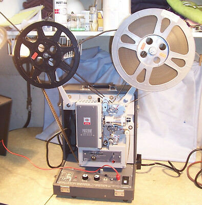 KODAK PAGEANT AV-256TR 16mm Sound Commercial Motion Picture Movie Film Projector