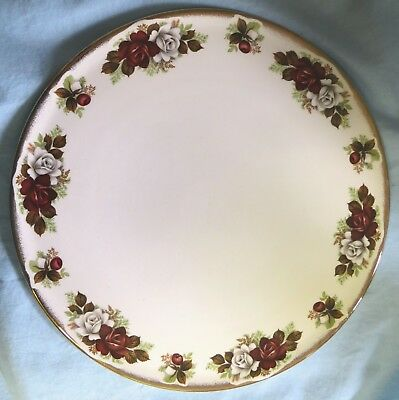 H. Aynsley & Co. Ltd Staffordshire England Pattern 371 Cake Plate or Charger
