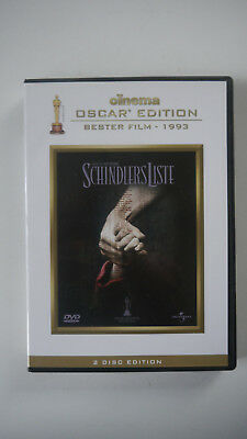Schindlers Liste - 2 Disc Edition - DVD