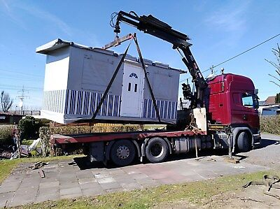 BAU CONTAINER-TRANSPORT, Büro-container,Baucontainer, Wohncontainer,  Container