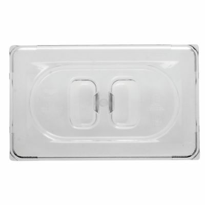 Vollrath Super Pan� Cold Food Pan Lid Clear Polycarbonate Solid 1/6 Size