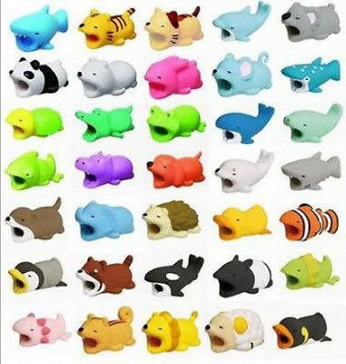 Cable Protector Cable Winder Cute Animal Bite Phone Organizer Holder Model