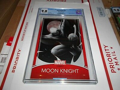 Moon Knight #188 Cgc 9.8 (Tyler Variant Cover) (Can Combine Shipping)