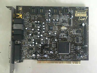 DRIVERS CREATIVE LABS CT4850 SBLIVE VALUE