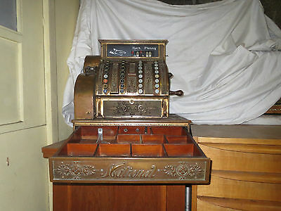 "Registrierkasse "" National "" Cash Register & Co. , Nr.79 , Dayton Ohio USA"