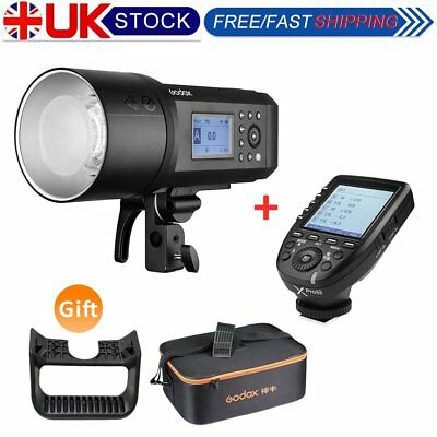Godox AD600Pro 600Ws 2.4G TTL Witstro Outdoor Flash + Xpro-N Trigger for Nikon