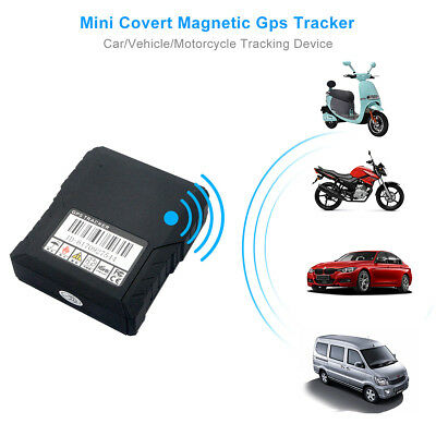 Mini Realtime Car GPS GSM Tracker Locator Car/Vehicle/Motorcycle Tracking Device