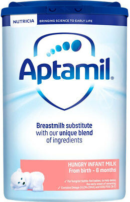 Aptamil Hungry Milk Powder Formula
