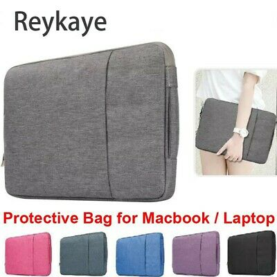 Laptop Sleeve Bag Carry Case Pouch Cover For MacBook Air/Pro/Retina 11 13 15 UK