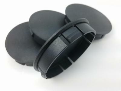4 X 53-54 52 MM ALLOY WHEEL CENTRE HOLE CAPS UNIVERSAL FOR VECTRA ASTRA CORSA.