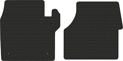 Mack Truck  Rubbertite Black Floor Mats - CH & Vision PRE 2006 Emissions Engines