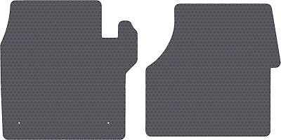 Mack Truck  Rubbertite Gray Floor Mats - CH & Vision PRE 2006 Emissions Engines