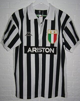 """l"" Maglia Calcio Juventus 1984 Remake Home Shirt Brand New With Tags Jersey"