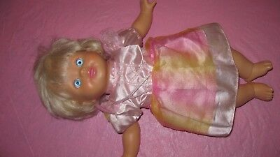 Fisher Price Little Mommy Sweet As Me Precious Princess Blonde