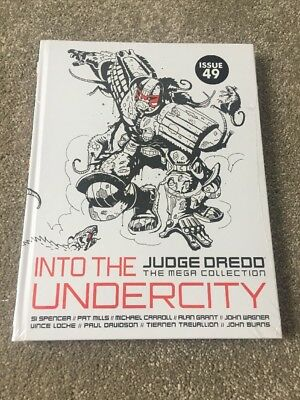 Judge DREDD Mega Collection: Into The Undercity- Issue 49 Vol 79 NEW Sealed
