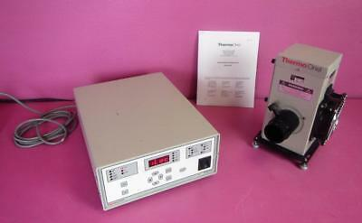Newport Thermo Oriel QTH Arc Lamp 66882 and Radiometric Power Supply 69931