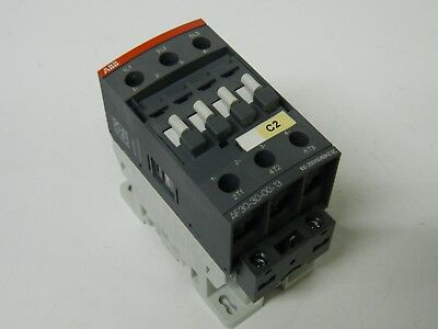 ABB AF30-30-00-13 3 pole 15KW Contactor 100-250vac Coil