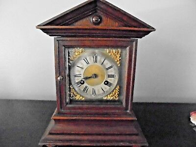 edwardian  mantle clock by jungens