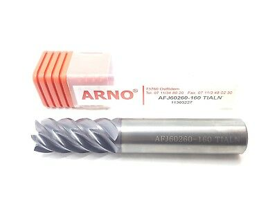 ARNO 11.2MM Carbide Coolant Through Drill TIALN Coated CNC SPC0112-0560K #GS34