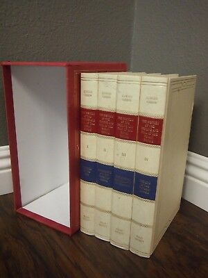 The History Of The Decline And Fall Of The Roman Empire Vol. 1-4 Box Set