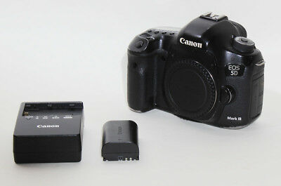 Canon EOS 5D Mark III 22.3 MP Digital SLR Camera - 90 Day Warranty!