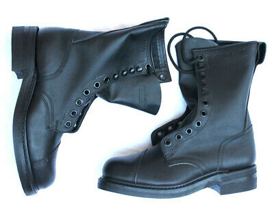 Genuine US Military Issue Men's Climbers Steel Toe Boots, Biltrite Sole