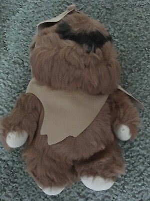 Star Wars Wicket 15 inch plush Ewok