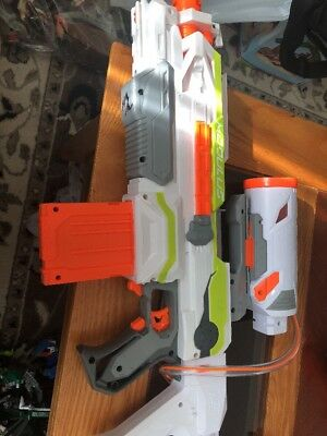 Nerf N-Strike Modulus ECS-10 Blaster With Stock Middle Pump 2015
