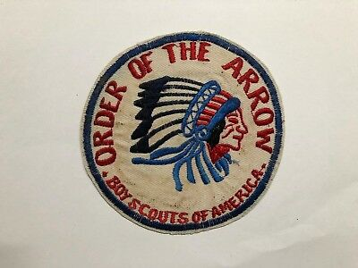 Boy Scouts AMERICA , BSA Patch ,  order of the Arrow Nentico Boy Scout Patch