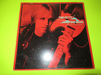 Tom Petty Long After Dark Promo Flat Poster Record Store Promotional
