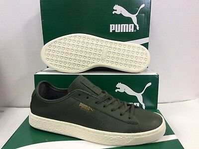 PUMA BASKET CLASSIC Soft Leather Mens Sneakers Trainers