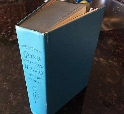 GONE WITH THE WIND. 1936 First Edition BCE
