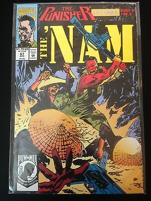 The 'Nam #67  w/The Punisher  1992  VF