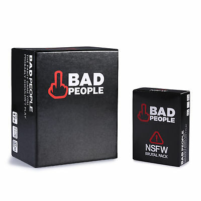 Bad People The Party Card Game Bad People The Party Card Game