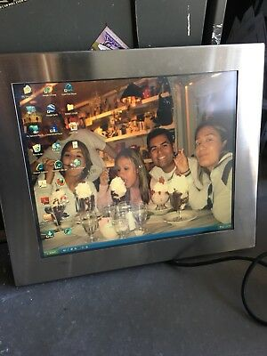 Hope Industrial Systems Touch Screen Monitor Model HIS-ML18 Series