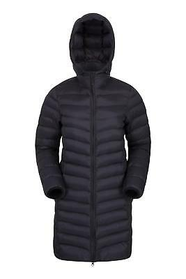 Mountain Warehouse Womens Padded Jacket 100% Polyamide with Microfiber Filler