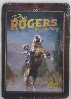 Roy Rogers: King Of The Cowboys (DVD, 2012, 2-Disc Set)