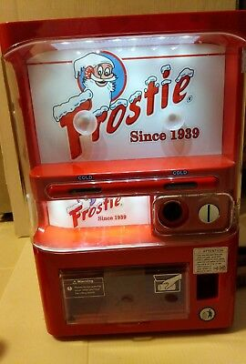 Mini Frostie Vending Machine beer mancave Christmas gift