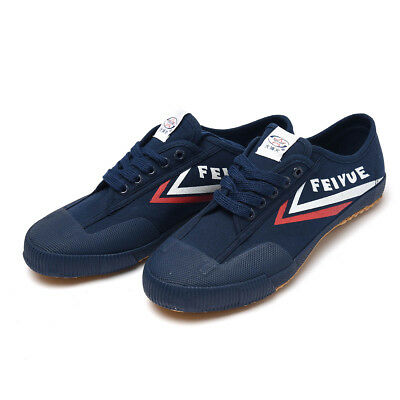Top Feiyue Kung Chaussures Bleu Fu Canvas Style One Chinese Marin Toile Neuf Yb7gyvf6