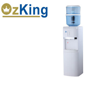 AWESOME AIMEX WATER Free Standing Hot Cold and Ambient Dispenser! White