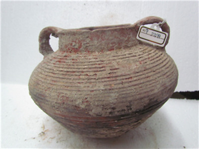 herodian terra cotta cooking pot p2399 masada